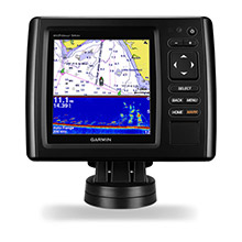 GARMIN EchoMAP CHIRP 54dv 54cv without Transducer