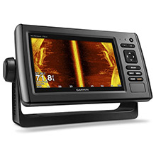 GARMIN EchoMAP 72sv without Transducer