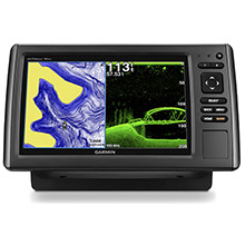 GARMIN echoMAP 94sv with US maps, no Transducer, non-CHIRP