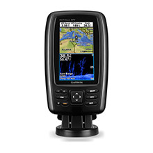 GARMIN EchoMAP CHIRP 42dv with DownVu Transducer