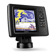 GARMIN EchoMAP CHIRP 53dv with DownVu Transducer