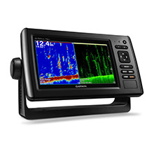GARMIN EchoMAP CHIRP 72dv with DownVu Transducer