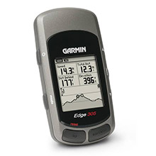 GARMIN Edge 305 and Speed and Cadence Sensor