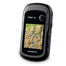 GARMIN eTrex 30 outdoor GPS GLONASS navigator handheld