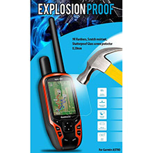 OEM EXPLOSIONproof Screen Protectors for Astro and 62 series