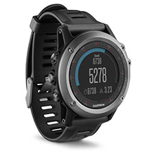 GARMIN Fenix 3 Gray with Black Band