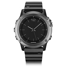 GARMIN Fenix 3 Sapphire Gray with Metal Band
