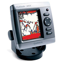 GARMIN Fishfinder 300C, WW