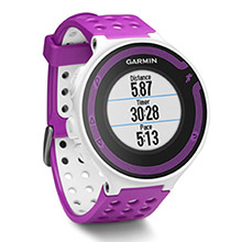 GARMIN Forerunner 220 White and Violet