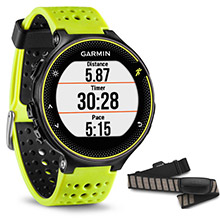 GARMIN Forerunner 230 Force Yellow with Premium HRM
