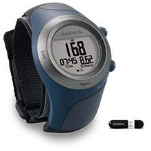 GARMIN Forerunner 405CX with USB stick