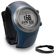 GARMIN Forerunner 405CX with Heart Rate Monitor