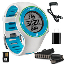 GARMIN Forerunner 610 Special Edition with Premium Heart Rate Monitor and ANT stick