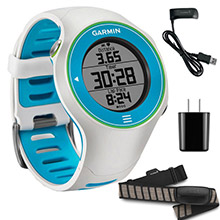 GARMIN Forerunner 610 Special Edition with Premium Heart Rate Monitor and no ANT stick