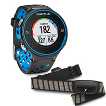 GARMIN Forerunner 620 Black and Blue with HRM%2DRun