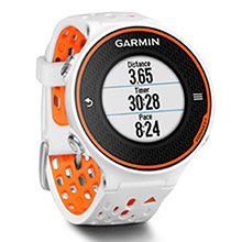GARMIN Forerunner 620 White and Orange