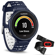 GARMIN Forerunner 630 Midnight Blue with HRM%2DRUN