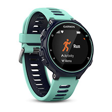 GARMIN Forerunner 735XT Midnight Blue Forest Blue