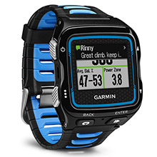 GARMIN Forerunner 920XT Black and Blue