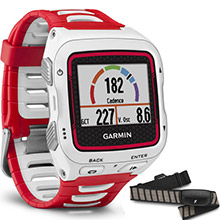 GARMIN Forerunner 920XT White and Red with HRM%2DRun