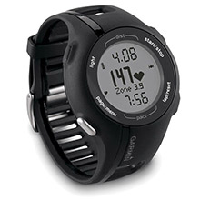 GARMIN Forerunner 210 with Heart Rate Monitor and Foot Pod