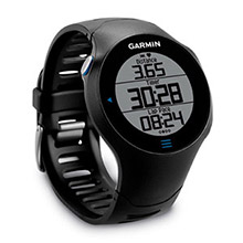GARMIN Forerunner 610 new and convenient