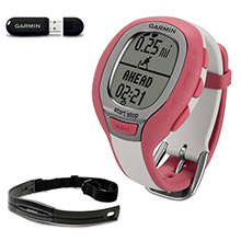 GARMIN FR 60 Pink with HRM and USB ANT stick Women