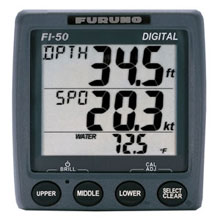 FURUNO Digital Depth Instrument - Head Only