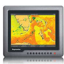 RAYMARINE G120 Marine Display