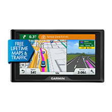 GARMIN Drive 60LMT USA and Canada Lifetime Maps and Traffic