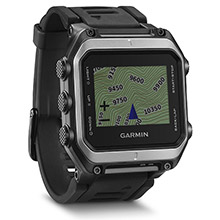 GARMIN Epix GPS Mapping Watch, Basemap, REFURB