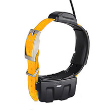 GARMIN DC 50 Yellow School Bus GPS Dog Tracking Collar with 90 day wty