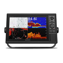 GARMIN GPSMAP 1242xsv with 3g maps and GT52 Transducer