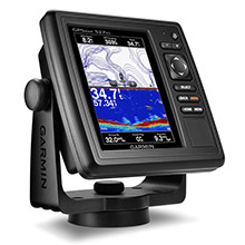 GARMIN GPSMAP 527xs with Canada LakeVu HD and without transducer