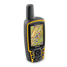 GARMIN GPSMAP 62 for geocaching and outdoor activities