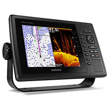 GARMIN GPSMAP 840xs US Lakes and US Offshore With Transducer