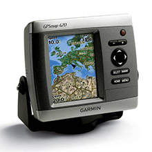 GARMIN GPSMAP 420s no transducer