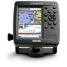 GARMIN GPSMAP 498 with transducer External Ant
