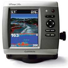 GARMIN GPSMAP 536s with transducer