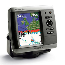 GARMIN GPSMAP 545s no transducer