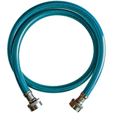 UDP Blue Cover Stainless Steel Inlet Hose Assembly (6ft)