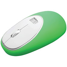ADESSO iMouse E60 Wireless Antistress Gel Mouse (Green)