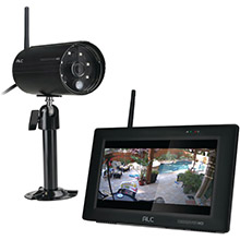 ALC ObserverHD 1080p Full HD 4-Channel 7in Touchscreen Monitor with 1 Camera