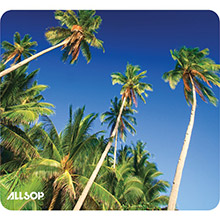 ALLSOP Naturesmart Mouse Pad (Palm Trees)