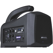 AMPLIVOX 40-Watt Bluetooth Mity-Lite Portable PA
