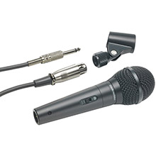 AUDIO-TECHNICA Dynamic Vocal/Instrument Microphone (Unidirectional)