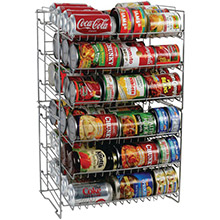 ATLANTIC Canrack (Double, 6 Tier)