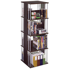ATLANTIC Typhoon 216-CD/144-DVD Multimedia Storage Tower