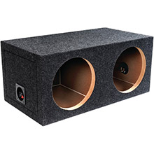 ATREND BBox Series Dual Sealed Bass Box (10in)