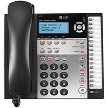 AT&T 4-Line Speakerphone with Caller ID